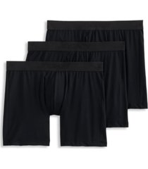 jockey men's flex 365 micro stretch boxer brief 3 pack