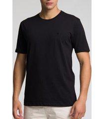 camiseta slim bispo delicate - bordada masculina - masculino