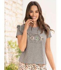 exterior camiseta gris leonisa fp688