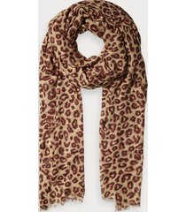 scotch & soda printed modal scarf