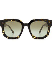 ahlem ahlem vivienne yellow turtle sunglasses