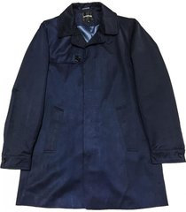 tapado azul  prototype mac coat