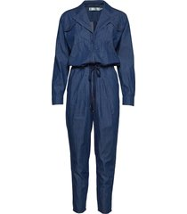 dorte jumpsuit jumpsuit blå inwear
