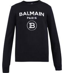 balmain brandedl sweater