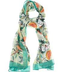 pañuelo tropical multicolor i-d