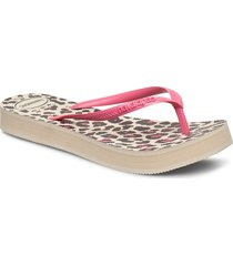 hav slim flatform animal shoes summer shoes flip flops rosa havaianas