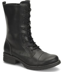 b.o.c. carissa women's lace up bootie women's shoes