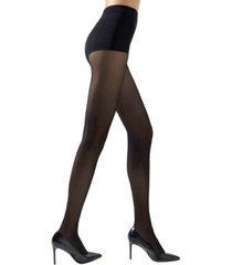 natori women's soft suede opaque tights hosiery, 2 pack