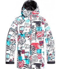 chaqueta retrospect yth b multicolor dc