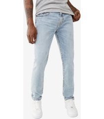 men's rocco super t skinny fit jeans with back flap pockets