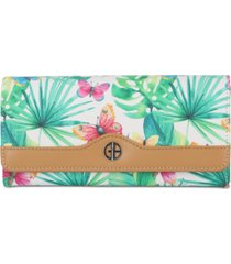 giani bernini butterfly trifold receipt wallet, created for macy's