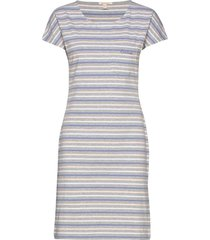 barbour harewood dress knälång klänning multi/mönstrad barbour