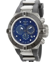 reloj invicta 11345_out gunmetal acero inoxidable