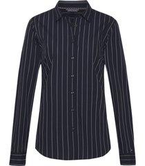 camisa azul tommy hilfiger im pella shirt ls w2