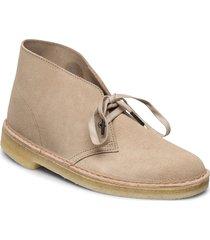 desert boot desert boots snörskor beige clarks originals