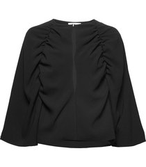 brook jacket zomerjas dunne jas zwart stylein