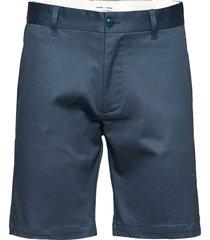 andy x shorts 7321 shorts chinos shorts blå samsøe samsøe
