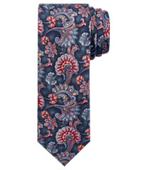 reserve collection tapestry floral wool tie