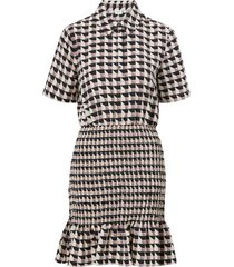 klänning jdyrina 2/4 smock shirt dress wvn