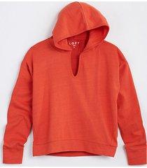 loft hoodie top