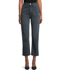 rag & bone women's maya ankle-length jeans - minna - size 23 (00)