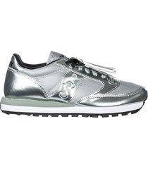 scarpe sneakers donna in pelle jazz o