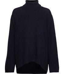 costume x inwear pullover turtleneck coltrui blauw inwear