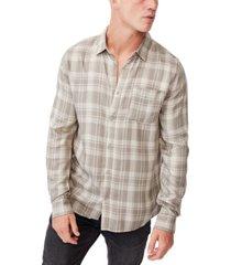 men's premium check shirt