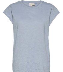 leti tee t-shirts & tops short-sleeved blå minus