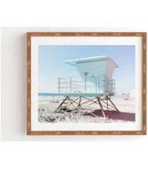 deny designs beach dayz framed wall art