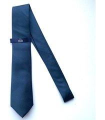 corbata azul oscar de la renta 20as1732