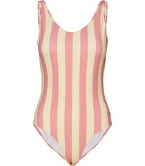 macee swimsuit baddräkt badkläder rosa morris lady