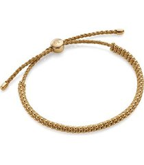 gold rio mini friendship bracelet