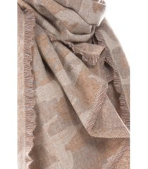 women's camo scarf