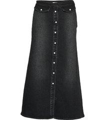 astridgz long skirt lång kjol svart gestuz