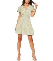 ax paris women's ditsy print summer dress