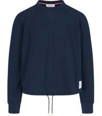 drawstring sweater