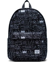 mochila classic xl basquiat negro herschel