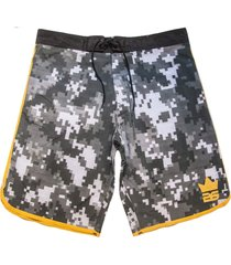 bermuda tecido vinteseis army be-0126 multicolorido