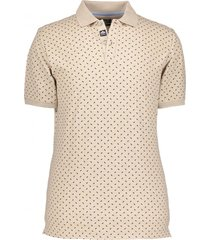 poloshirt state of art beige regular fit