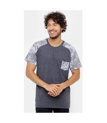 camiseta code streetshirts flowers masculina