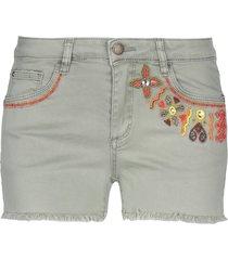 yes zee by essenza denim shorts