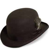 men's wool derby hat
