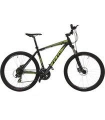 bicicletas todo terreno gw alligator  rin 29 shimano 7 vel. freno disco suspen negro amarillo