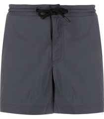 orlebar brown drawstring swim shorts - grey