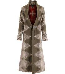 jessie western sage crossroads coat