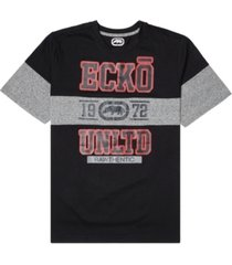 ecko unltd men's rawthentic knit t-shirt