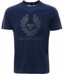 belstaff coteland 2.0 t-shirt - lagoon 71140235