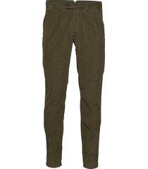 woven pants chinos byxor grön marc o'polo