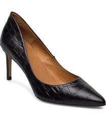 pumps 16111 shoes heels pumps classic svart billi bi
